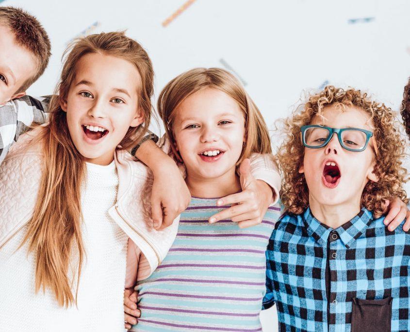 girls and boys O2dental Dentist Vancouver